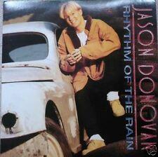 "JASON DONOVAN ~ Rhythm Of The Rain ~ 7"" Single PS"