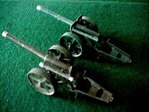 BRITAINS - MILITARY CANNON GUN - 4.7 inch- DIECAST METAL MODEL 🔥