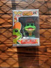 Funko Pop! Ad Icons Kellogg's Honey Smacks Dig Em' Frog #25