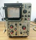 Tektronix Model 564 Storage Oscilloscope Vintage Test Equipment Powers On 1960s