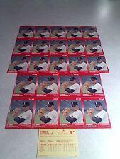 *****Gabriel Rodriguez*****  Lot of 24 cards / Baseball