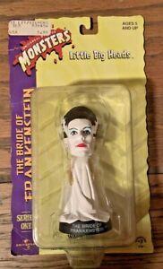Universal Studios Monsters Little Big Heads - Bride of Frankenstein