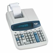 Victor 10 Digit Professional Grade Heavy Duty Commercial Printing Calculator NEW