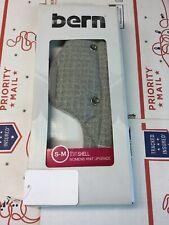 Bern Women's EPS Grey Knit S/M