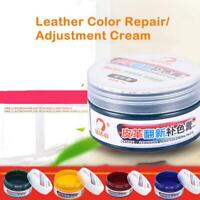 Stain Wax Shoe Polish Coloring Leather Paste Cream Agent Bag Repair Leather HOT!