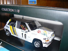 renault 5 gt turbo super 5 rallye monte carlo nuit  A. oreille 1/18 1:18 norev