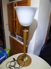 Vintage lamp art deco lampe bureau salon déco loft design mazda ou de type !!