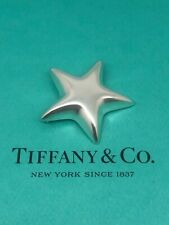 Tiffany & co. Sterling silver STAR ⭐️ pin brooch!!!