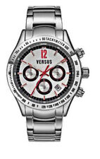 MENS BRAND NEW VERSUS BY VERSACE COSMOPOLITAN CHRONOGRAPH WATCH SGC06-0013