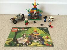 Lego 5936 Adventurers Spider's Secret - 100% complete - used condition
