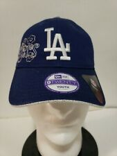 LOS ANGELES LA DODGERS NEW ERA NAVY Adjustable Youth Girl's New! FRESH! 🔥⚾️