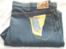 1970's NOS Lee Rider Boot Cut Jeans