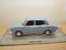 Modelcar 1:43   *** IXO IST ***   SIMCA 1000