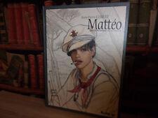 Mattéo-Quatrième époque(Août-Septembre 1936)-Tirage de tête-Gibrat+Ex-libris