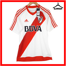 More details for river plate football shirt adidas s small home soccer jersey carp arg 2016 2017