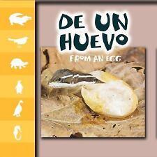 A Partir del HuevoFrom An Egg (Miremos A los Animales) (Spanish Edition)