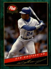 (100) Card Lot 1994 Post Cereal Ken Griffey Jr #15 Seattle Mariners HOF