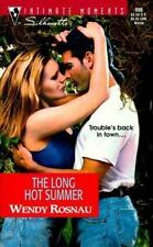 Long Hot Summer (Silhouette Intimate Moments, 996), Wendy Rosnau, 0373079966, Bo