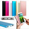 5000mAh Portable External USB Power Bank Box Battery Charger For Mobile Phone