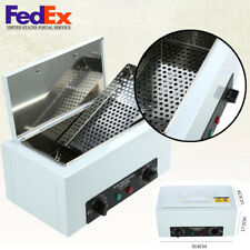 Dental Dry Heat Sterilizer Medical Autoclave Vet Tattoo Sterilizer Equipment US