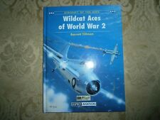 Osprey Aircraft of the Aces Wildcat Aces of World War 2 HC