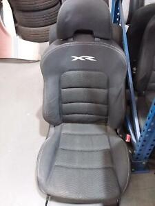 FORD FALCON FRONT SEAT BF, ASSY (LH AND RH), SEDAN, XR6/8, CLOTH, NON AIRBAG