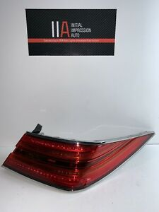 2020 Genesis G90 Right Quarter OEM Full LED Tail Light RH 92420-D2510 Korean-BLT