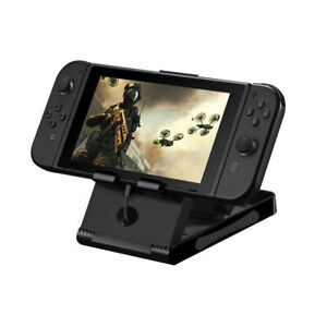 Adjustable Foldable Table Stand Playstand Holder Dock For Nintendo Switch Lite