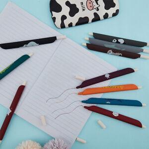 Color Pluma Neutral Kawaii Animal Diary Retro School Supplies Office Station P3