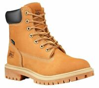 "Timberland PRO Women's 6"" Waterproof Insulated Wheat Boots TB0A1RWC231"