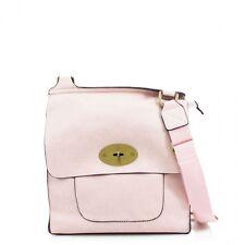 Women 1025 Messenger Cross Body Shoulder Hand Bag Large Small Twist Closure Bags