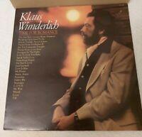 KLAUS WUNDERLICH ~ TIME FOR ROMANCE ~ VINYL EXCELLENT ~ CN2064