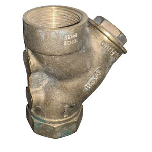 Schmutzfänger für Rohrleitungen FxF, DN50