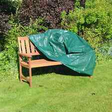 KINGFISHER - 1.2m GARDEN BENCH COVER PROTECTOR - FITS STANDARD 2 SEATER BENCH