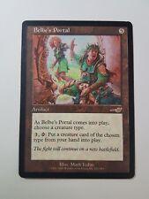 Belbe's Portal - Nemesis (Magic/mtg) Rare