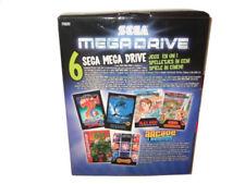 ## SEGA Mega Drive Classic Mini mit 6 Spielen (Sonic 2, Ecco, Alex ...) - NEU ##