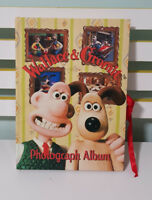 WALLACE AND GROMIT PHOTOGRAPH ALBUM 1989 AARDMAN ANIMATIONS!