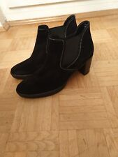 Gabor Stiefelette Ankle Boot, Weite G, 42,5 / UK 8 1/2, Wildleder. 1x getragen!