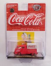 M2 Machines Coca-Cola Chase 1960 VW Double Cab Truck USA. NEW VHTF