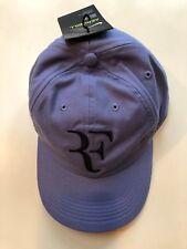Nike RF Dri-fit Hat Roger Federer Aerobill Heritage 86 Purple/Black Unisex
