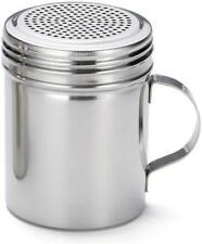 TableCraft (H159H) 10-Ounce Stainless Steel Dredge