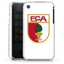 Apple iPhone 3Gs blanco funda premium - FC Augsburg