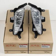 Genuine OEM Kia Optima K5 Fog Lamp Set 2011-2013 /// 92201 2T000, 92202 2T000