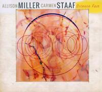 ALLISON MILLER/CARMEN STAFF - SCIENCE FAIR   CD NEW