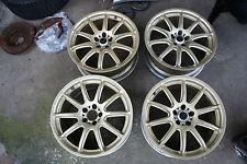 "JDM 17"" Prodrive GC010E gc010 Impreza GC8 wheels monoblock 5x100 sti gdb gda gf8"