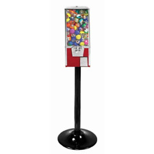 Big Pro 25 Inch Toy Capsule Vending Machine On Heavy Duty Stand