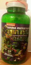 Teenage Mutant Ninja Turtles Multivitamin Gummies 180 ct