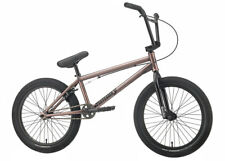 "2019 SUNDAY COMPLETE SCOUT 21 TRANS ROSE GOLD BMX BIKE 21"" BIKES S&M"