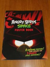 ANGRY BIRDS SPACE POSTER BOOK 8 POSTERS OR 1 GIGANTIC POSTER<