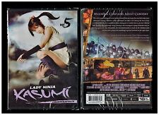 Lady Ninja Kasumi, Vol. 5: Counter Attack (Brand New DVD, 2010)